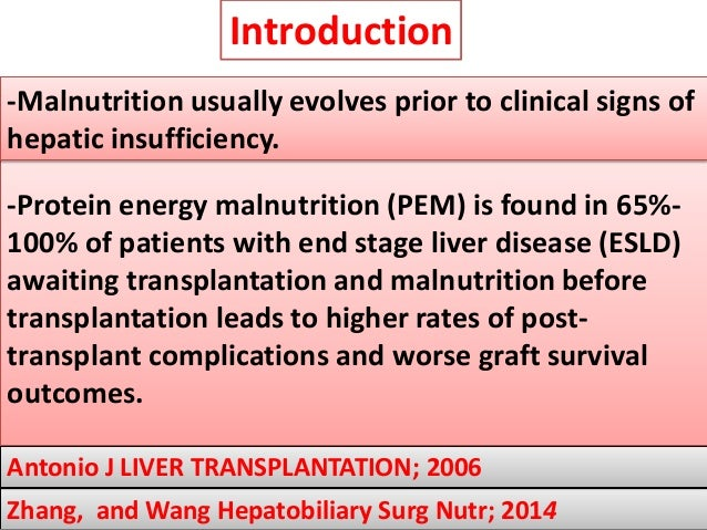 diet prioe and after liver transplant