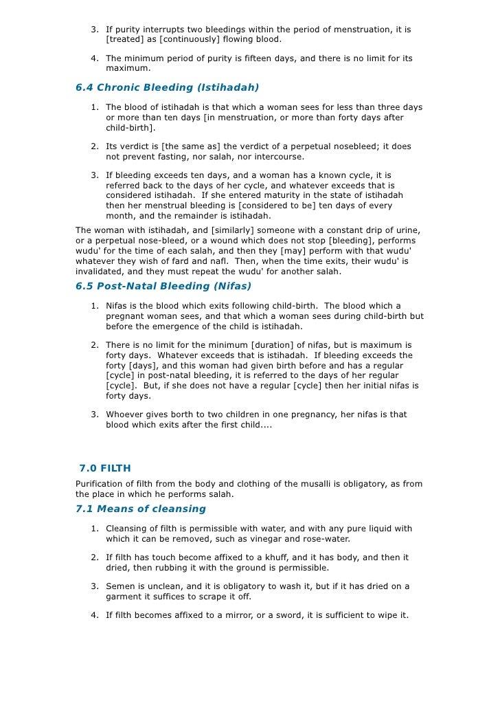Hanafi Jurisprudence Fiqh Explained