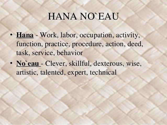 Hana noeau Slide 2