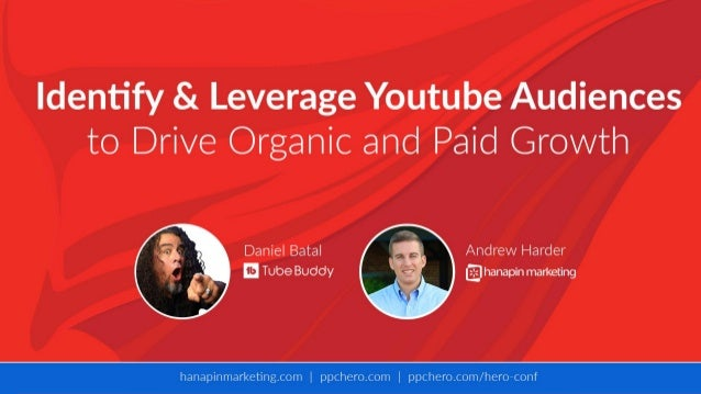 Identify and Leverage YouTube Audiences to Drive Growth