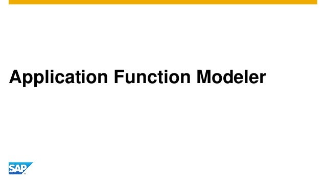 SAP HANA SPS10- Predictive Analysis Library and