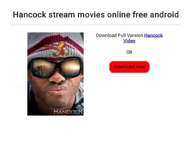 Hancock Stream