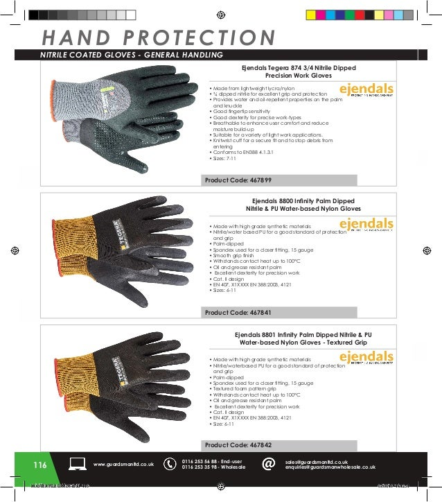 Confident Scan Palm Dipped Black Nitrile Gloves Size 11 Extra Extra Large Facility Maintenance & Safety