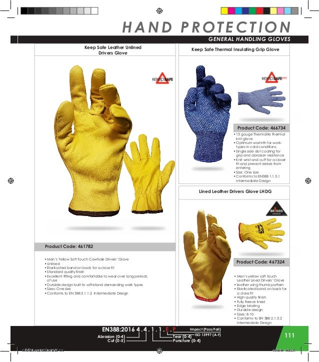 Size 6-6.5 Polyco Yellow Super Grip Heavyweight Flocked Lined Rubber Gloves