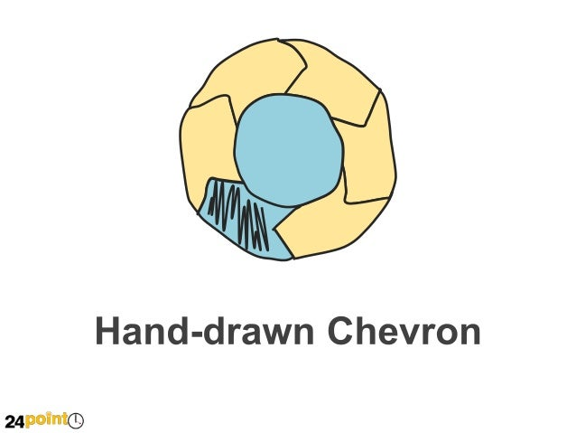 Hand-drawn Chevron