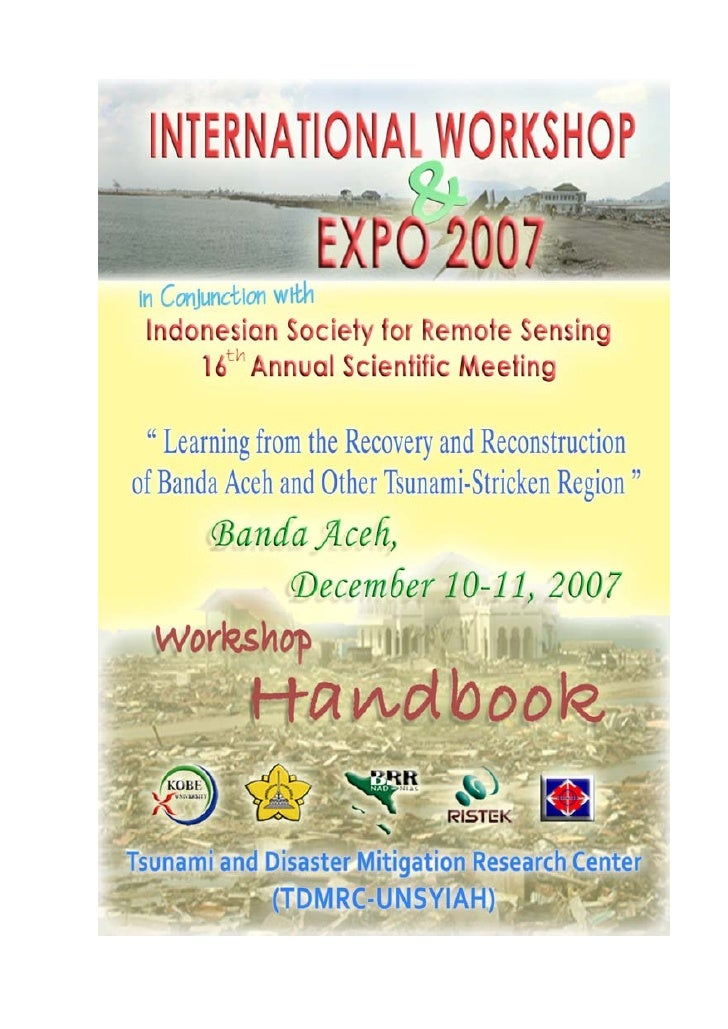 Learning from the Recovery and        Reconstruction of Banda Aceh     And Other Tsunami-Stricken Regions                 ...