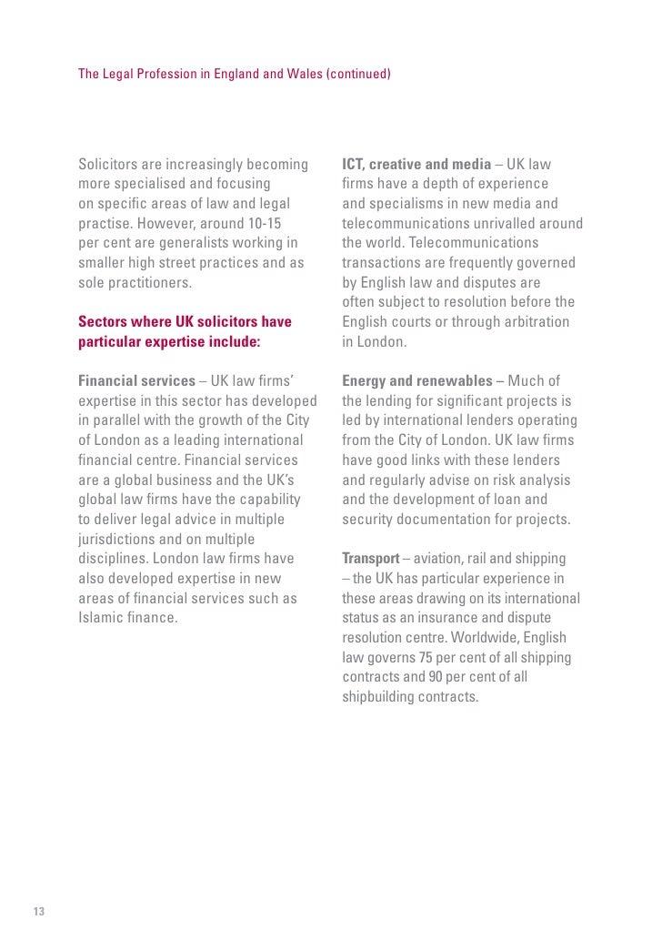 UK Set Up - Handbook for Law Firms