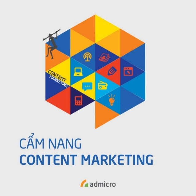 Cẩm nang content marketing - Admicro