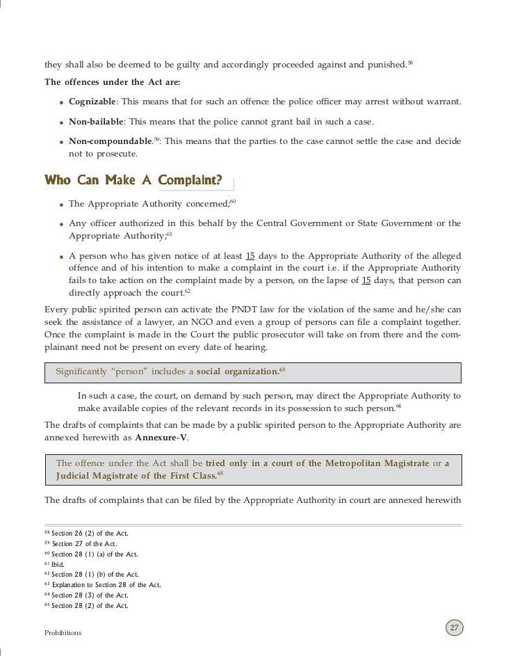 pndt act Regulation of genetic counseling centers, genetic laboratories and genetic clinics – on and from the commencement of this act,— 1 no genetic counseling centre.