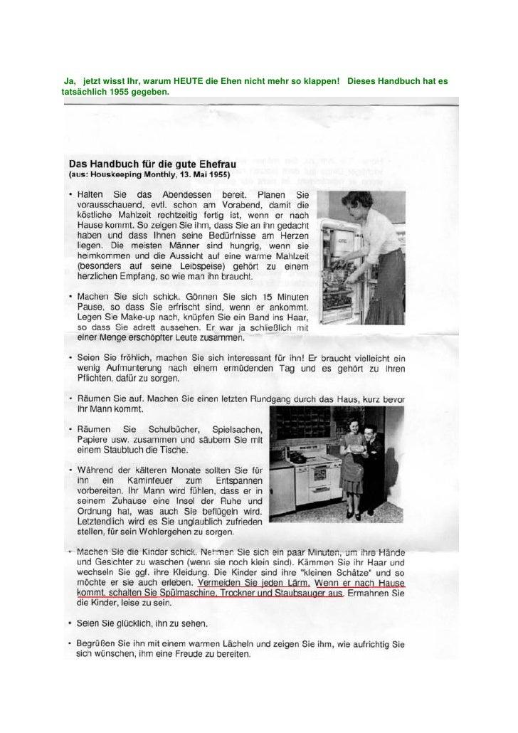 Handbuch Hausfrau 1951