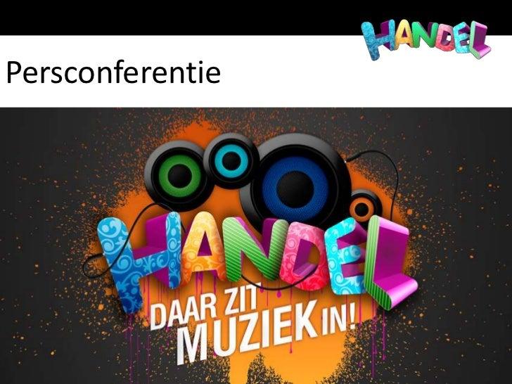 Persconferentie<br />