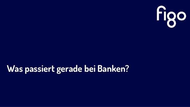 Was passiert gerade bei Banken?