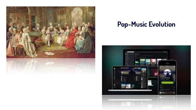 Pop-Music Evolution