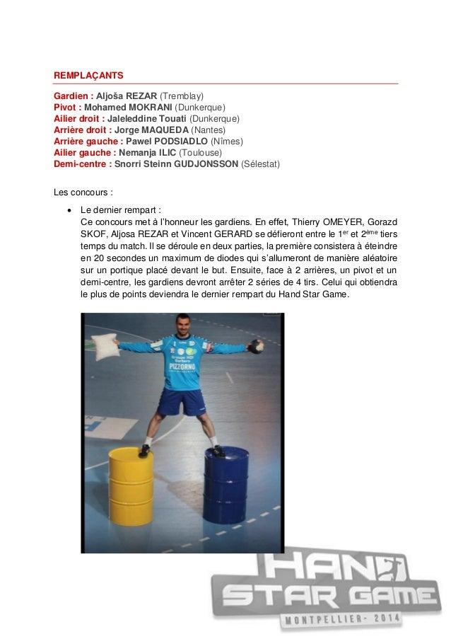 """""""Un coup de Projecteur sur le Jeune de la semaine""""  Florian Delecroix jeune joueur de 20 ans, a commencé le handball à l'â..."""