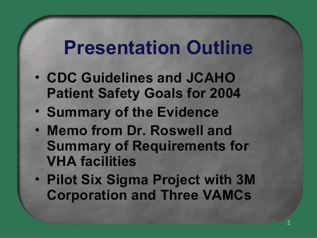 Joint Commission targets solutions for fall prevention | HFM |Patient Safety Standards Jcaho Policies