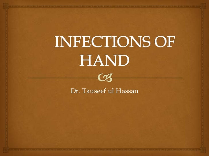 Dr. Tauseef ul Hassan