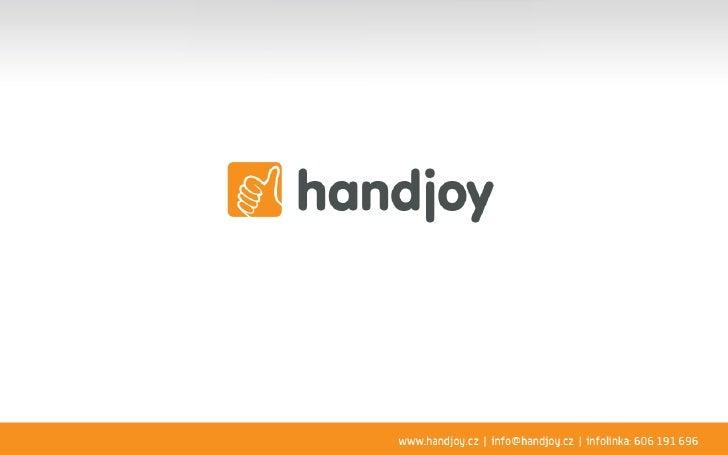 Handjoy? Handjoy!