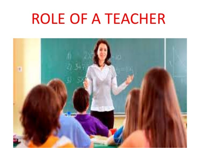 the role of teachers and handling Teachers who take on the catalyst role feel secure in their own work and have a strong commitment to continual improvement they pose questions to generate analysis of student learning in a faculty meeting, larry expresses a concern that teachers may be treating some students differently from others.