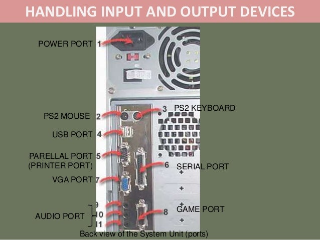 Handling Devices