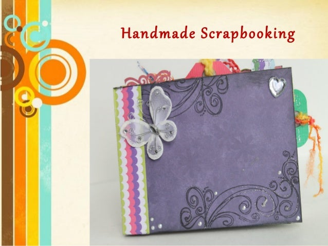 Handmade greeting cards special occasion cards 5 free powerpoint templates page 5 free powerpoint templates handmade scrapbooking m4hsunfo
