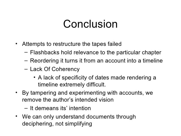 handmaids tale timeline presentation notes  12