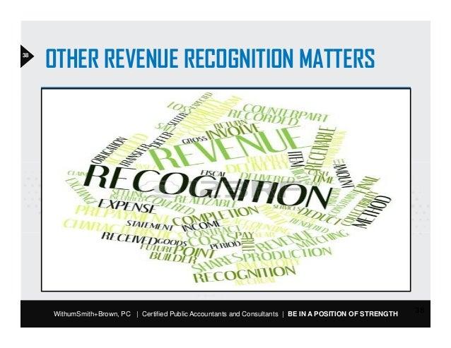 Coupon revenue recognition