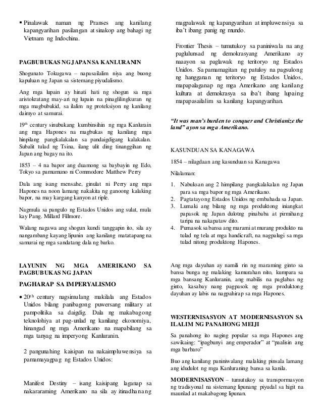 Pinalawak naman ng Pranses ang kanilang kapangyarihan pasilangan at sinakop ang bahagi ng Vietnam ng Indochina. PAGBUBUK...
