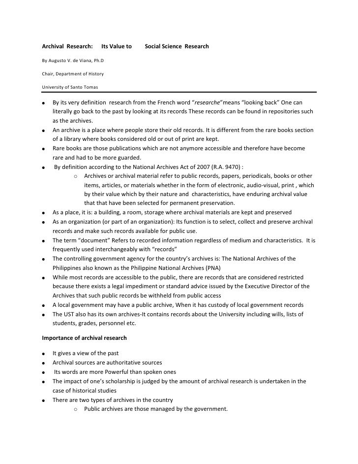 Essay format handout