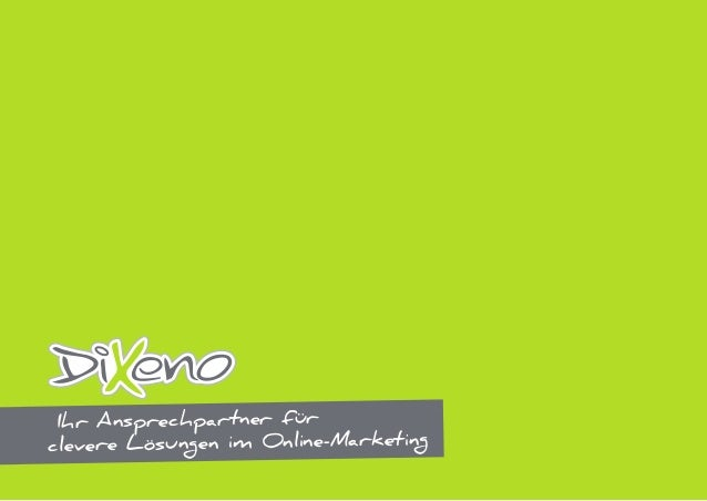Ihr Ansprechpartner fürclevere Lösungen im Online-Marketing