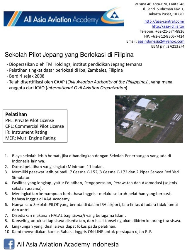 Wisma 46 Kota-BNI, Lantai 48 Jl. Jend. Sudirman Kav. 1, Jakarta Pusat, 10220 http://aaa-central.com/ http://aaa-id.iia.to/...