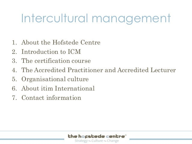 International Business & Management | Master