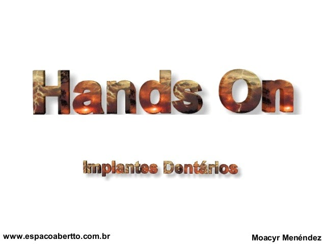 www.espacoabertto.com.br  Moacyr Menéndez