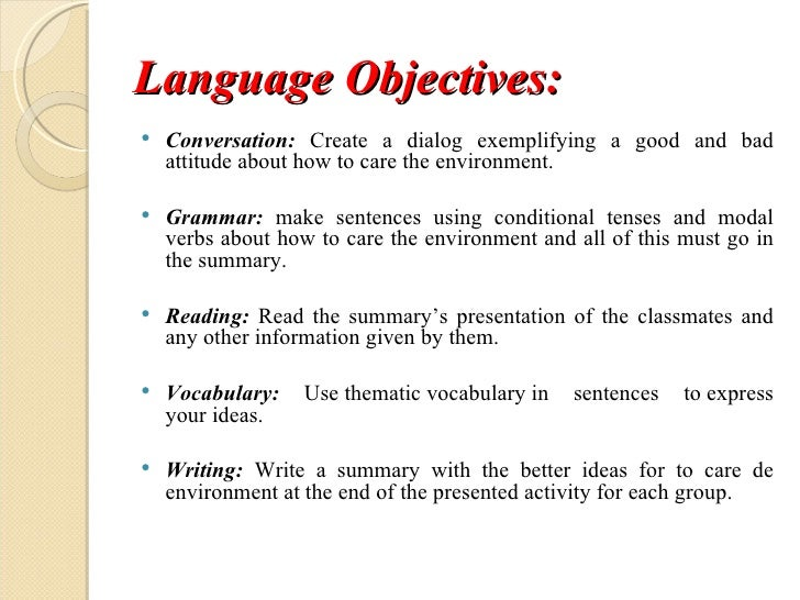 Sei listening and speaking lesson - Essay Sample - gstermpaperbrzn
