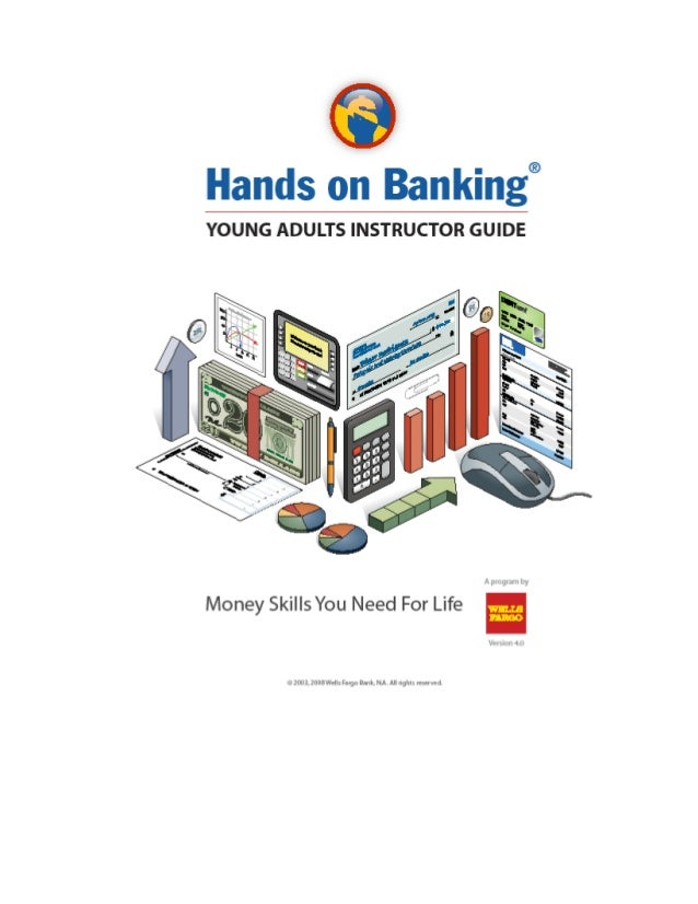 TOPIC 5 – ALL ABOUT CREDIT  WELCOME TO WELLS FARGO'S HANDS ON BANKING® PROGRAM! This fun, interactive, and engaging financ...