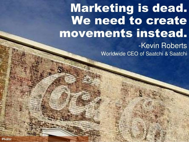 Slide Credit: wearemedia.org