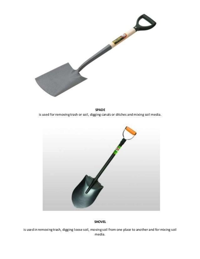 Dunia Belajar Garden Tools Bolo