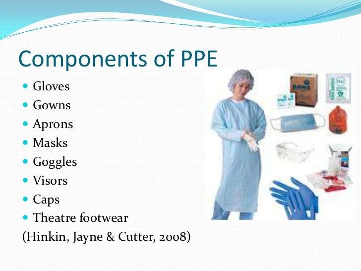 Handwashing Amp Ppe Ebp Final