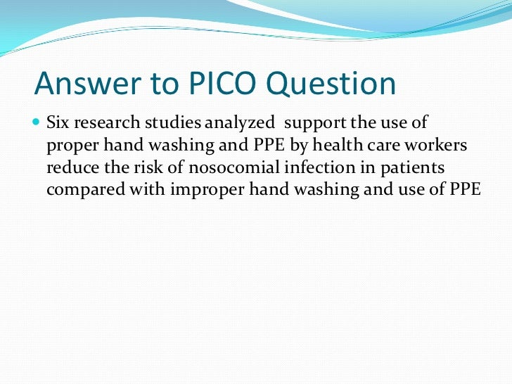 hand washing research paper International scholarly research network  tices, the global public-private  partnership for hand wash-  cal university for providing funds for this paper.