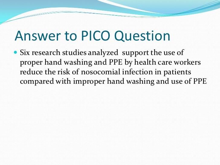 handwashing study essay (evidence based practice: handwashing in the clinial setting essay) .