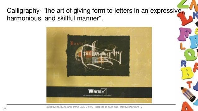 how to improve handwriting speed pdf