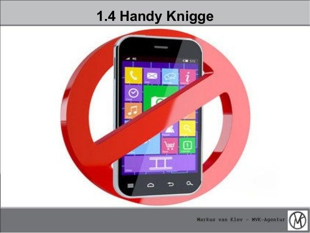 1.4 Handy Knigge