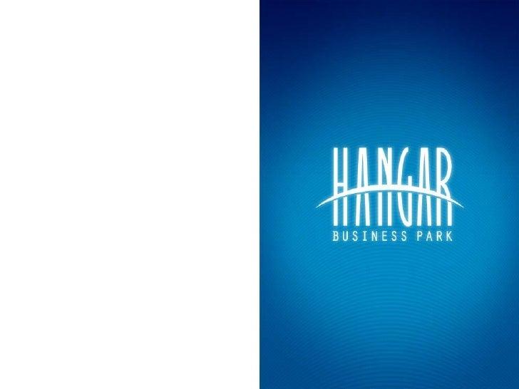 Hangar Business Park - Book Virtual