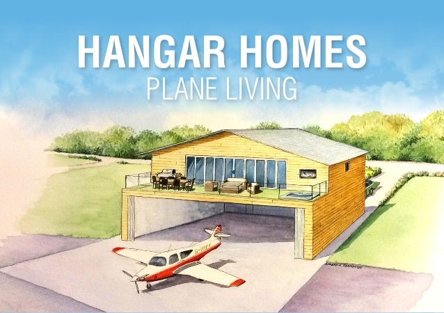 Hangar homes brochure for Hangar home plans