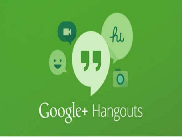  Criado para substitui o Google Talk, O Hangouts é um bate-papo que unifica todos os serviços. Para utilizar é bastante s...