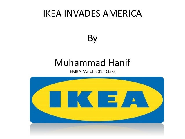 ikea invades america case study analysis Custom ikea invades america harvard business (hbr) case study analysis & solution for $11 sales & marketing case study assignment help, analysis, solution,& example.