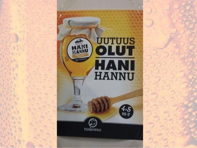 HaniHannu-olut, Teerenpeli-panimo, Bill Brimkmann. Talvipäivät 2016