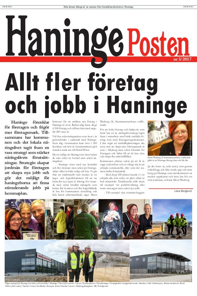 Ove Lagerstrm, 63 r i Vsterhaninge p - unam.net