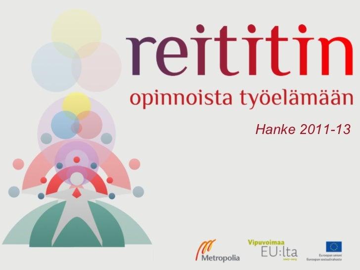 Hanke 2011-13