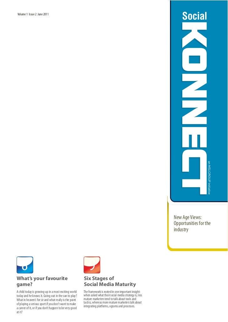 Hanmer MSL SOCIAL KONNECT JUNE 2011