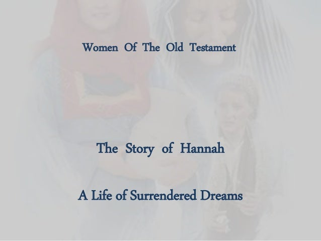 women heroes in the old testament essay